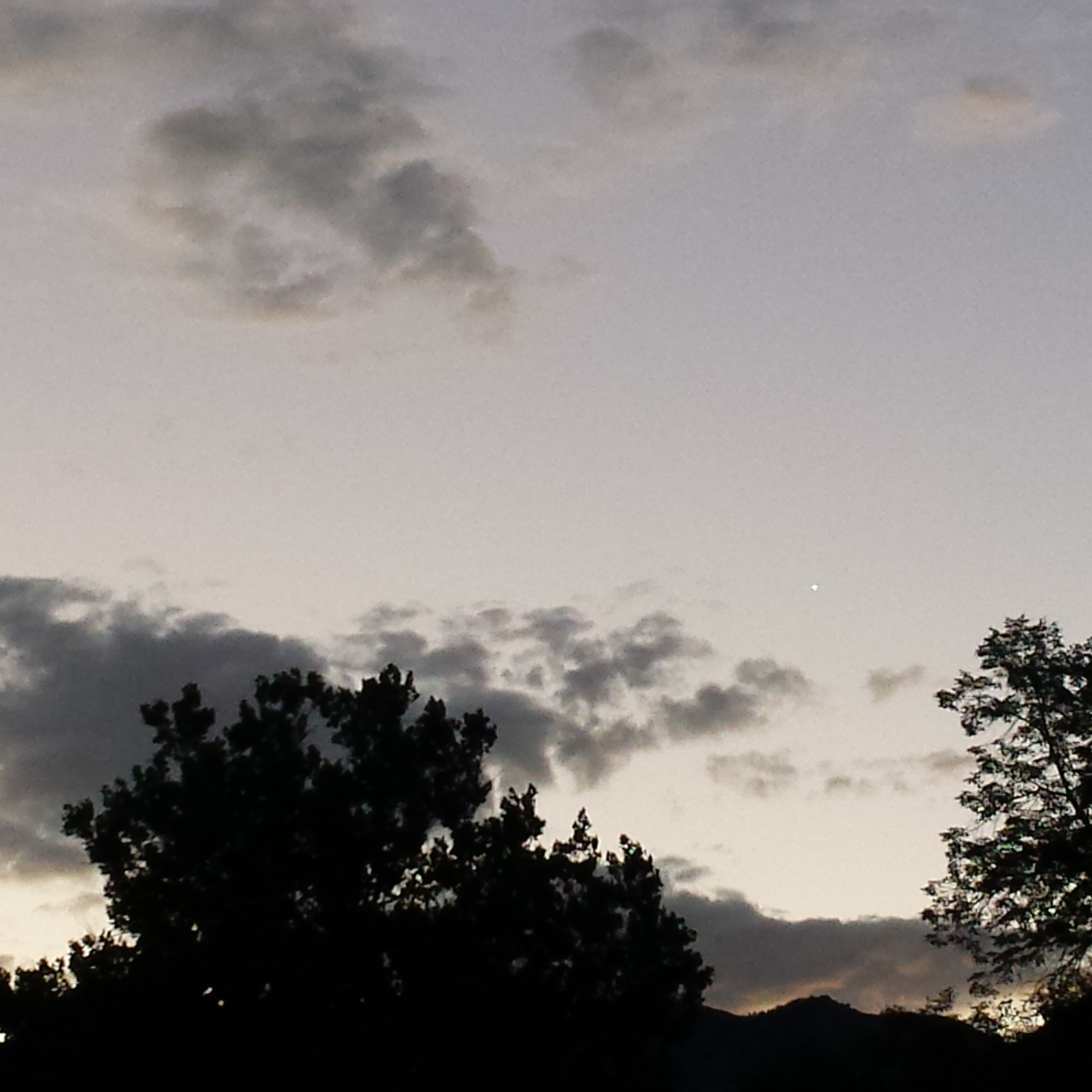 Venus in the morning sky as Lucifer, the lightbringer